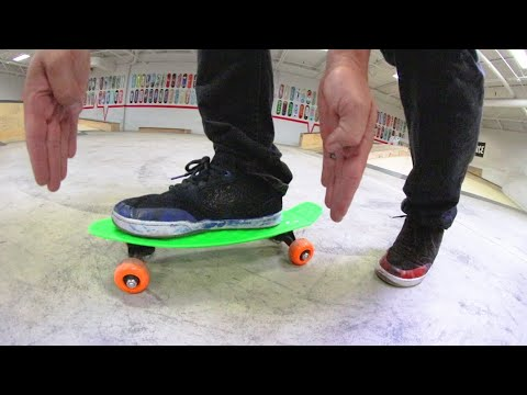 The Cheapest Skateboard To Ever Exist! / Warehouse Wednesday