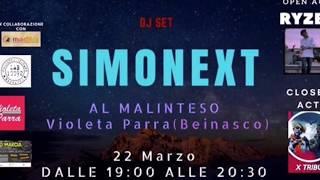 IceParlato/Slim Random/RYZER - live 22/03/2018 Al MALINTESO (dj SIMONEXT)