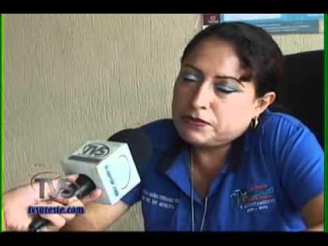 TVS Noticias.- A perder Kilos en Chinameca, Veracruz, Clases gratuitas de Zumba