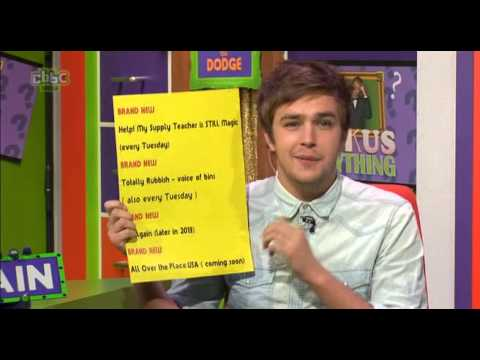 Iain announces he's leaving the CBBC Office