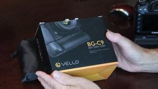 Vello BG-C9 Battery Grip for Canon 5D Mark III - Review