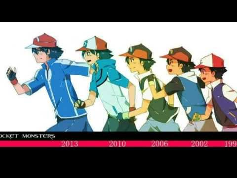 How Old is Ash Ketchum?