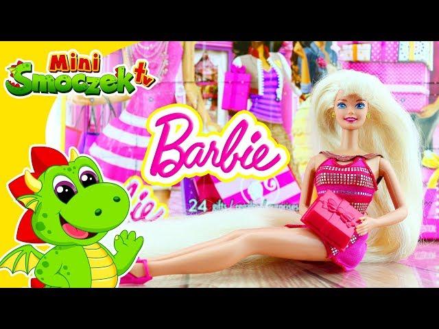 Lalka Barbie - Kalendarz Adwentowy - Zabawki Niespodzianki Dla Lalki
