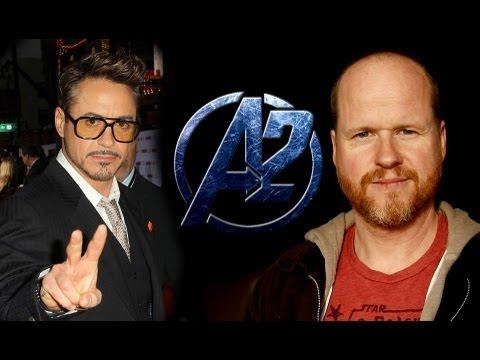 AMC Mail Bag - Will Whedon Do AVENGERS 2 Without Robert Downey Jr? MAN OF STEEL After Credits?