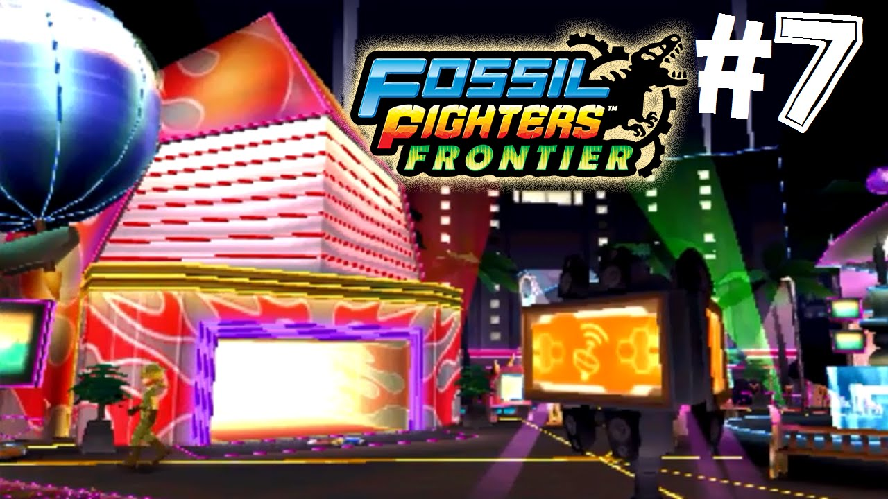 Fossil Fighters Frontier Becky Fossil Fighters Frontier