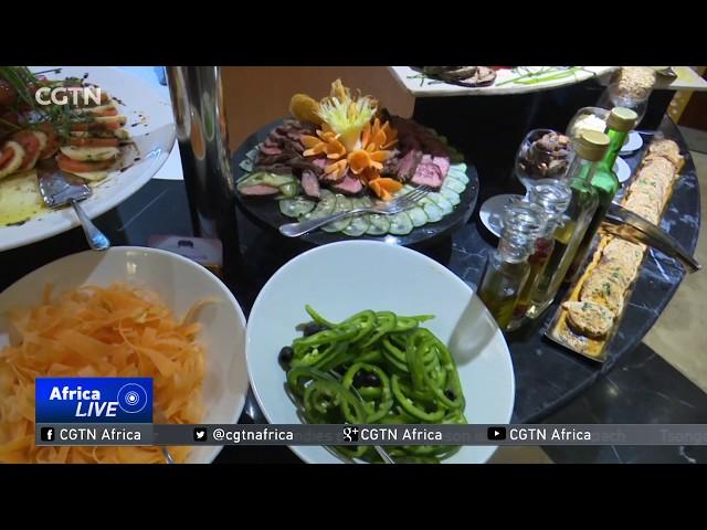Revolving restaurant lights up Ethiopia's hospitality sector