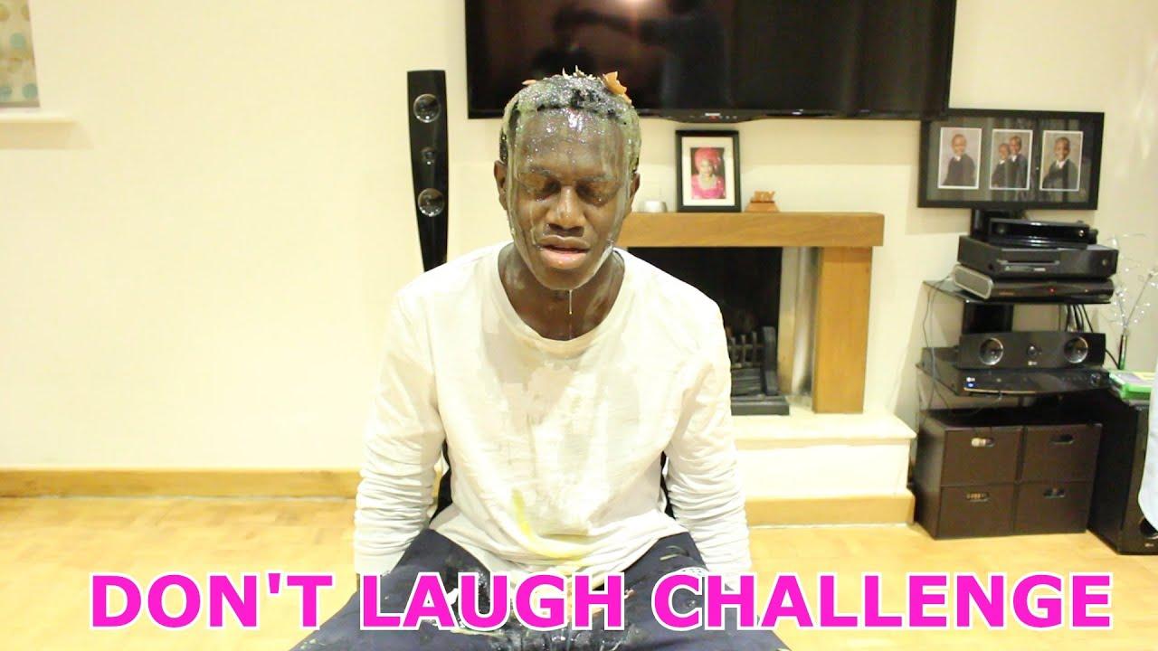 Don't Laugh Challenge