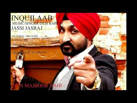 INQUILAAB  by JASSI JASRAJ