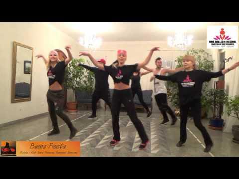 Choreografia Do Nauki Tańca Przeciw Przemocy Koszalin