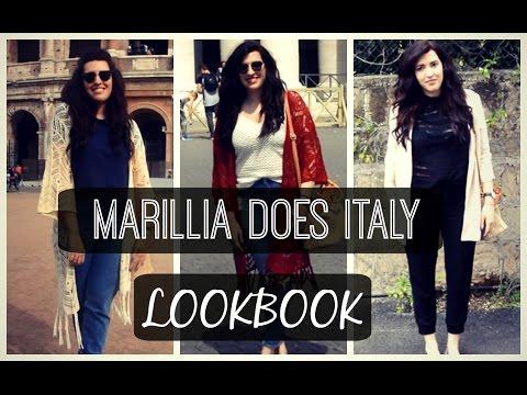 Marillia Does Italy● MarilliasChoice