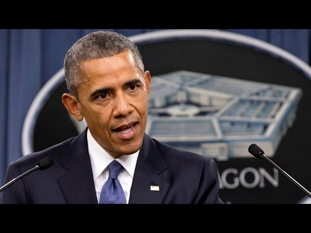 Is Obama's strategy against ISIS still unclear?