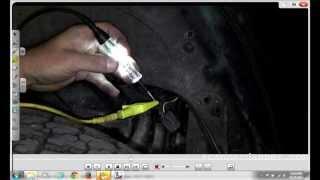 Magneto Resistive ABS Wheel Speed Sensor Test - 2006 GM