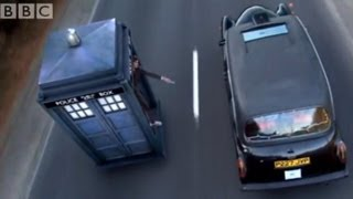 Taxi vs Tardis - Doctor Who - The Runaway Bride - BBC
