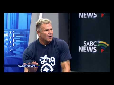 Mark Batchelor speaks about Oscar Pistorius sentencing