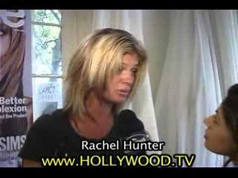 Rachel Hunter - Spiritual Side of Hollywood Video