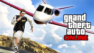 GTA 5: Online - Custom Game Modes (Funny Moments & Fails)