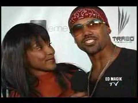 Shemar Moore Birthday Bash 2007 Video