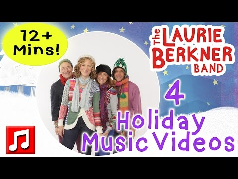 The Laurie Berkner Band - Christmas Lights
