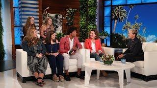 Download Lagu Ellen Meets Indiana Guidance Counselor Shelly Fitzgerald Gratis STAFABAND