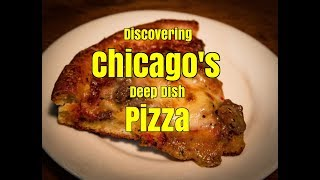 Discovering Chicago's Best Deep Dish Pizza - Van Life - Traveling on the Cheap