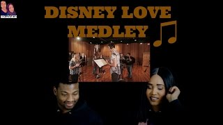 Download Lagu Disney Love Medley (feat. Kirstin Maldonado & Jeremy Michael Lewis) REACTION Gratis STAFABAND