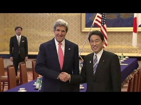 Kerry calls on North Korea to resume talks