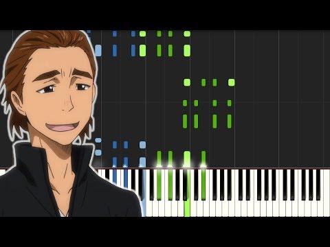 Yuri!! On Ice OST - Still Alive (Piano Tutorial)