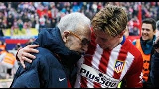 Fernando Torres and Manuel Brinas, The man who found El Nino - Atletico Madrid 2016