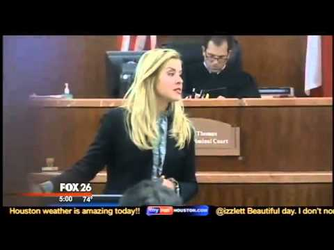 Stiletto Shoe murder, Ana Trujillo, Found Guilty in Texas Court