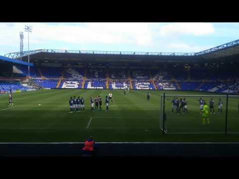 LCFC Pre-season Danny Drinkwater Goal Vs Birmingham