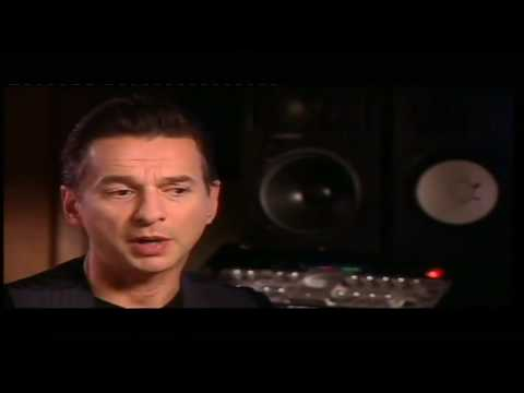 Depeche Mode's Dave Gahan on 'Sounds Of The Universe' Video