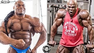 Kai Greene Is Looking Unbelievable & Now Weighs A Massive 300 lbs!