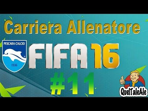 Fifa 16 - PS4 Gameplay ITA - Allenatore #11 - Alta classifica