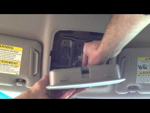 Subaru Outback Passenger Airbag/Console Replacement- Code 26