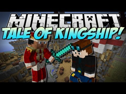 Minecraft   TALE OF KINGSHIP! (Tale of Kingdoms 2!)   Mod Showcase [1.5.2]