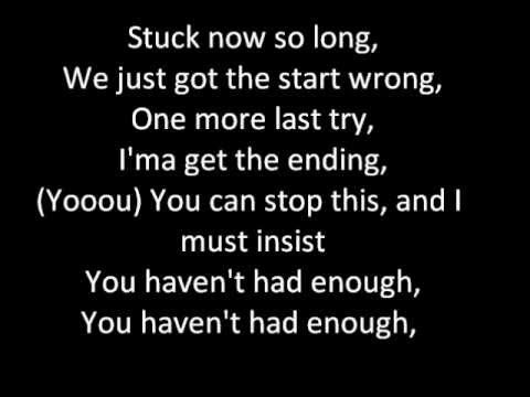 Haven't Had Enough - Marianas Trench (LYRICS) Music Videos
