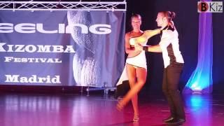 ISABELLE & FELICIEN show Feeling Kizomba 2015