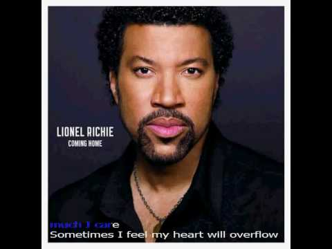 Lionel Richie - Hello [LYRICS] Music Videos