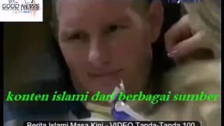 Berita Islami Masa Kini - VIDEO Tanda-Tanda 100 Hari Sebelum Seseorang Meninggal Dunia