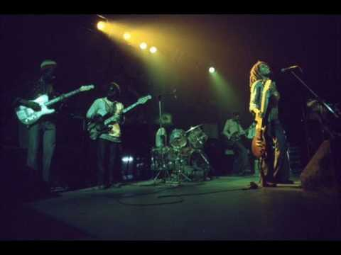 Bob Marley&The Wailers Live In Boston - Get Up, Stand Up (Wailers Introduction) June 1975