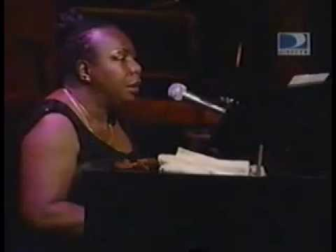 Nina Simone - Just Like A Women