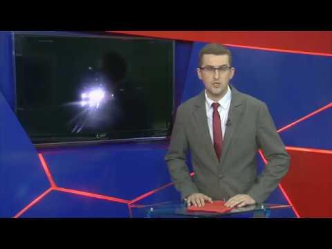 Видеорегистратор. Двойное ДТП у Радужного. Место происшествия 13.11.2017