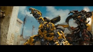 Transformers revenge of the fallen Bumblebee vs rampage and ravage (1080pHD VO)