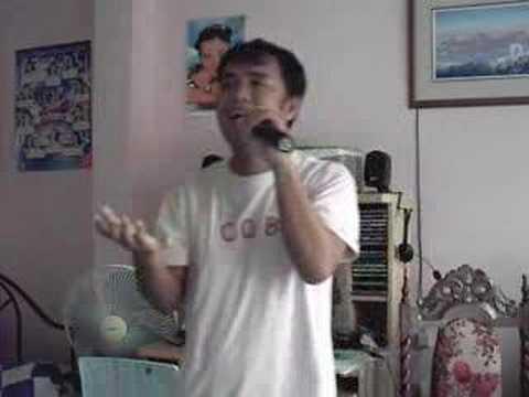 Martin Nievera Medley Asian Pinoy  Bisaya Pinoy Idol Gary video