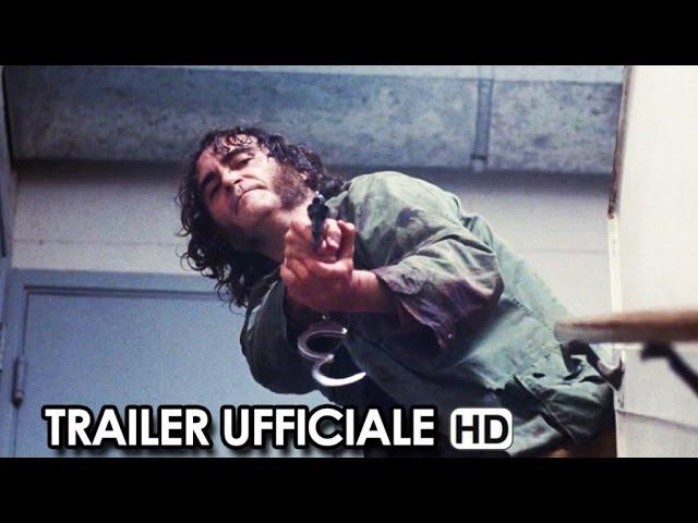 Inherent Vice Trailer Ufficiale V.O. (2015) - Joaquin Phoenix, Benicio del Toro Movie HD