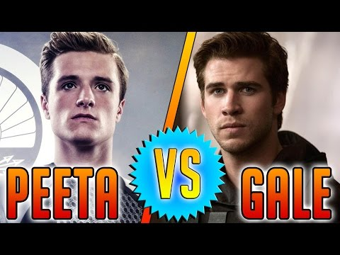 Peeta vs. Gale | Hunger Games | Mockingjay Part 1
