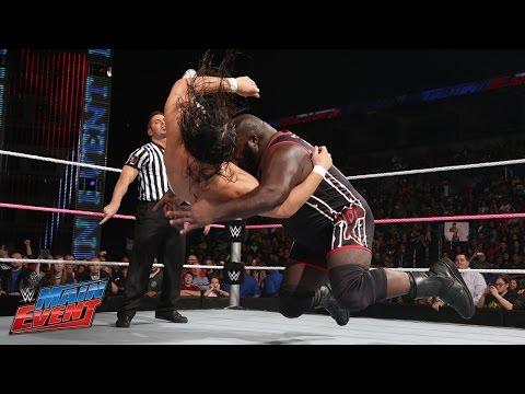 Mark Henry Vs. Bo Dallas: Wwe Main Event, Sept. 30, 2014 video