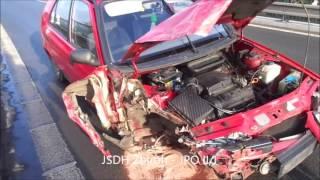 Výjezd JSDH Zbiroh - Dopravní nehoda Kařez
