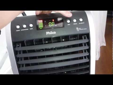 Climatizador de Ar Philco Ambience Quente e Frio - Review e Defeitos