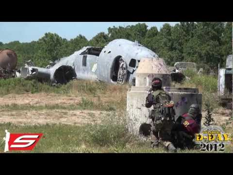 2012 Oklahoma D-Day Paintball Scenario